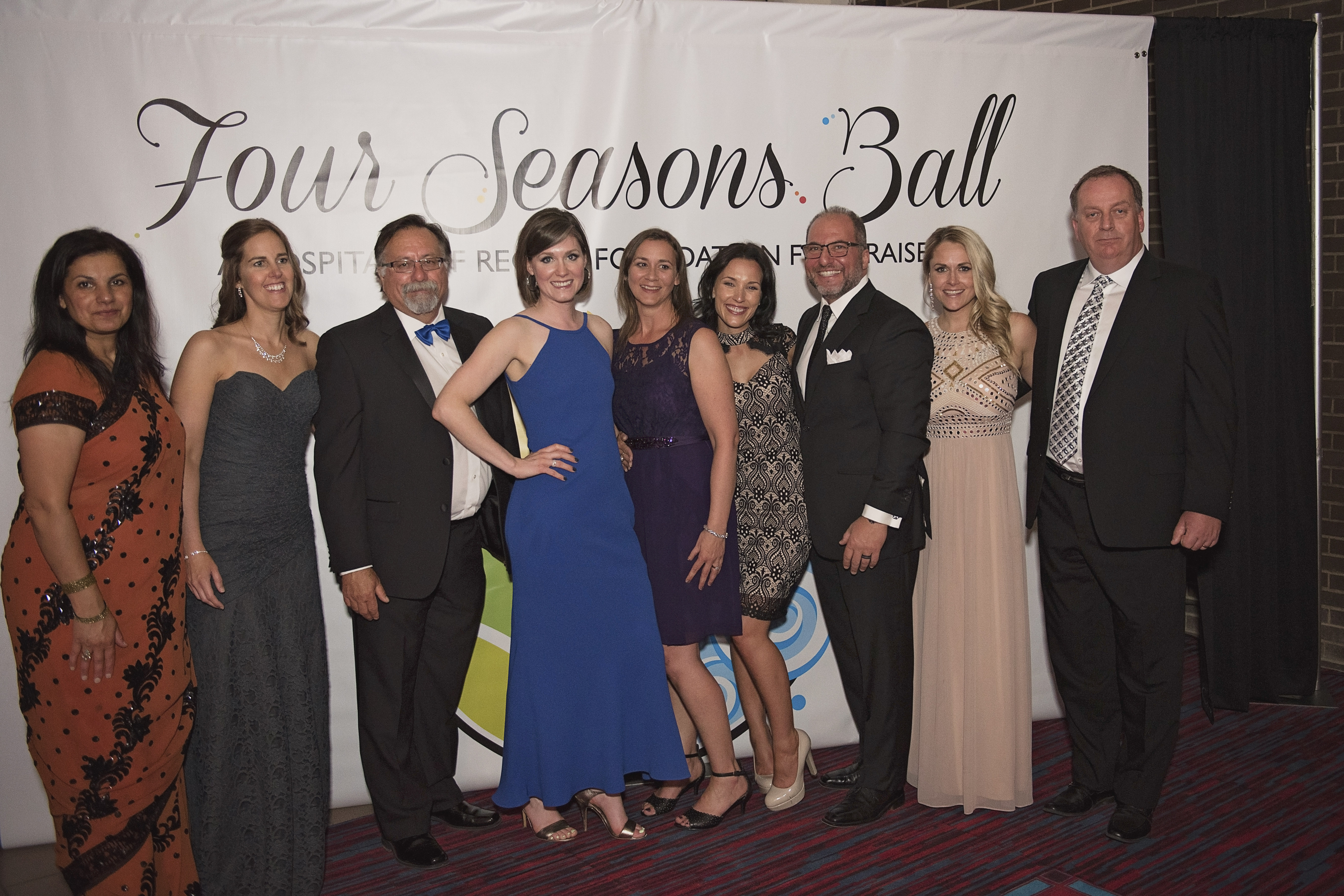 Inaugural Four Seasons Ball helps make children's lives better in southern Saskatchewan
