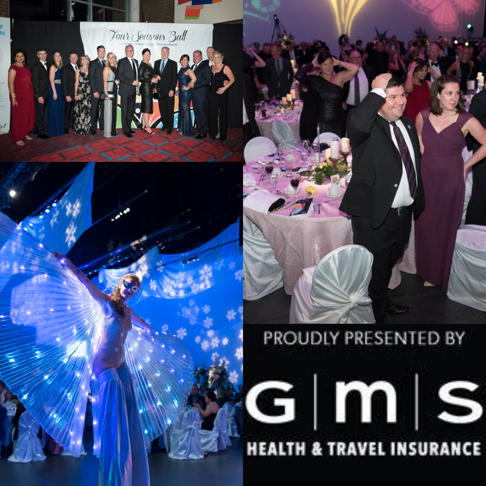 Hospitals of Regina Foundation Four Seasons Ball