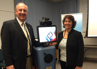 Generous Donation Brings Incredible Technology to Regina