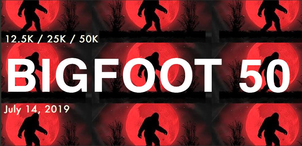 Bigfoot 50 Trail Run