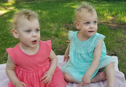 Twins' lives forever changed by local pediatrics team