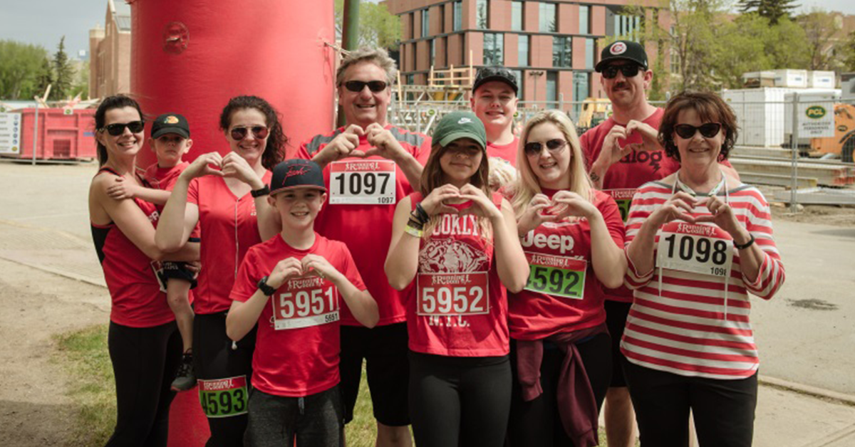 Nurses with big hearts raise funds for Cardiac Care Unit