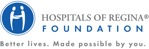 Hospitals of Regina Foundation Logo
